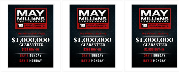 May Millions Poker at ACR