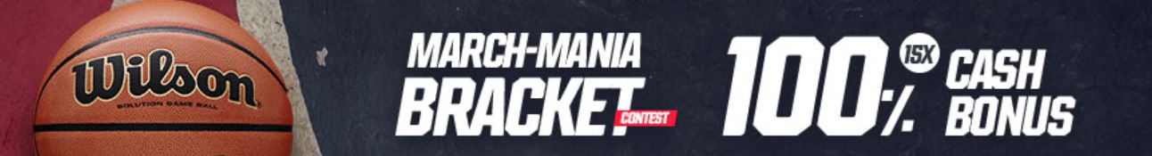 Betmania March Madness Bonus