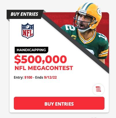 BetOnline NFL Contest