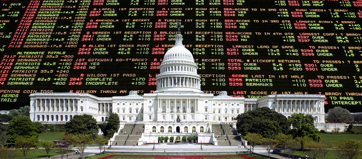 Congress federal sports betting law