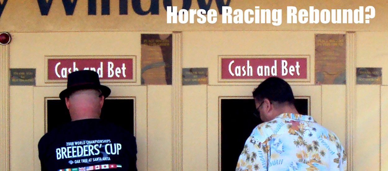 horse racing in the US