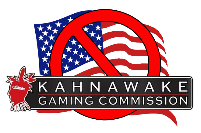 Kahnawake leaves the U.S. market