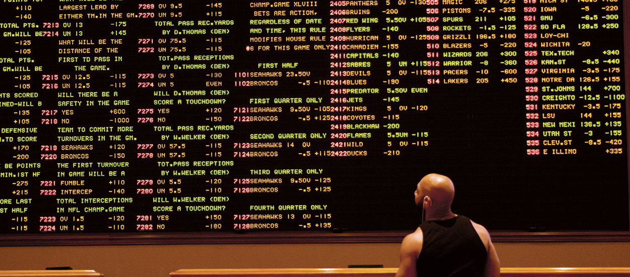 Bad Lines top reason to get kicked out sports betting