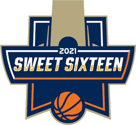 NCAA 2021 Sweet 16