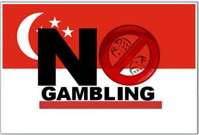 online gambling ban in singapore