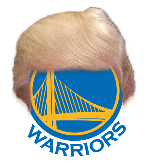 Golden State Warriors Donald Trump futures