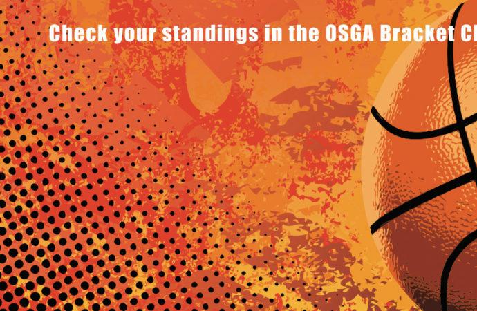 OSGA NCAA Tournament Challenge continues into Sweet 16