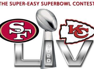 2020 Super Easy Super Bowl Contest Has Easy Winner!