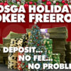 OSGA Holiday Free Roll