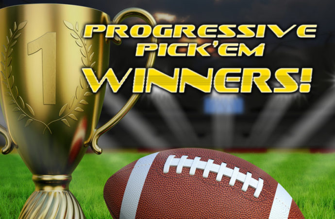 OSGA Announces Winners of 15th Annual Progressive Pick 'Em