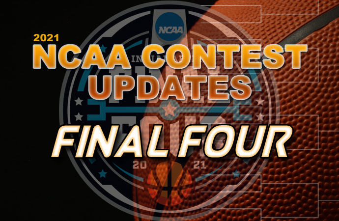 Final Four Weekend for OSGA NCAA Bracket Contest