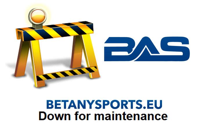 Website Maintenance at BetAnySports